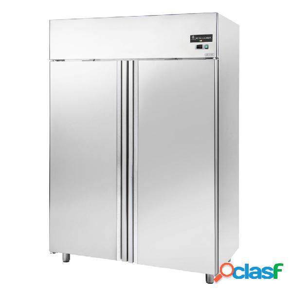 Armadio congelatore ventilato -18°/-22°c 1400 lt classe energetica g