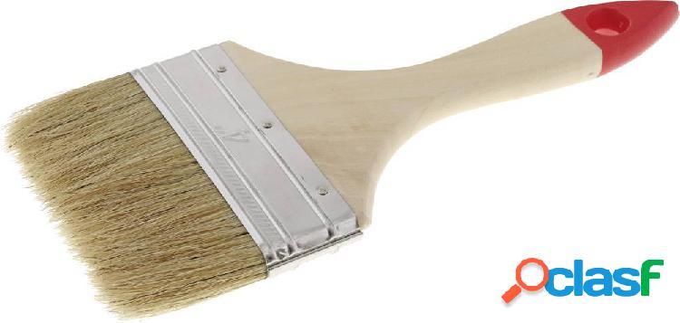 Toolcraft 9011116 pennello piatto dimensione: 75 mm