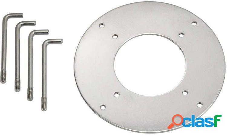 Slv 229059 kit ancoraggio calcestruzzo acciaio inox