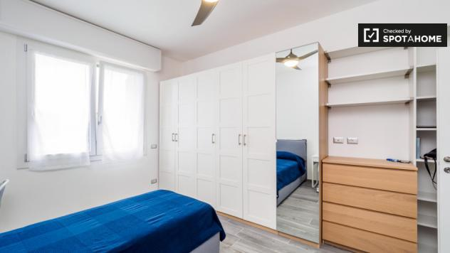 Camera moderna in appartamento a navigli, milano id132837