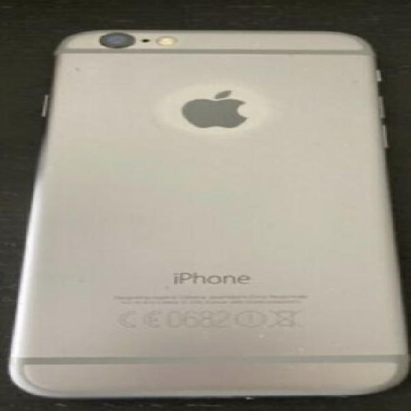 Iphone 6 grigio siderale 64gb