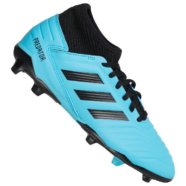 Adidas predator 19.3 fg bambini scarpe da calcio g25796