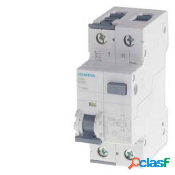 Siemens 5su13561kk06 interruttore magnetotermico 6 a 0.03 a 230 v