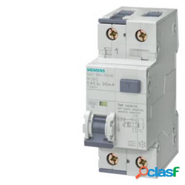 Siemens 5su13541lb40 interruttore magnetotermico 40 a 0.03 a 230 v