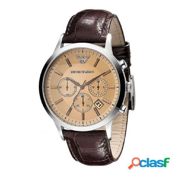 Orologio emporio armani cronografo collezione renato mod. ar2433