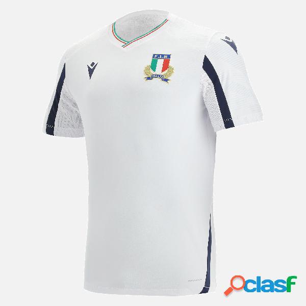 maglia allenamento da bambino italia rugby 2021/22