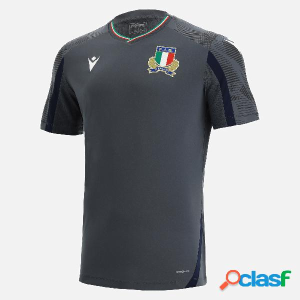 maglia da allenamento italia rugby 2021/22