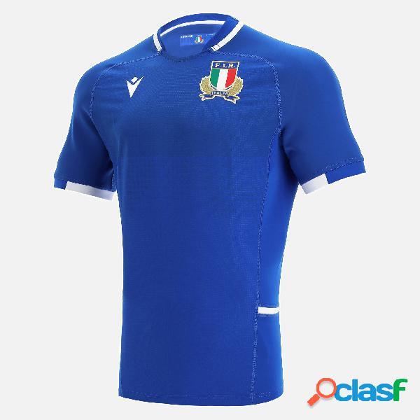 maglia home italia rugby 2021/22