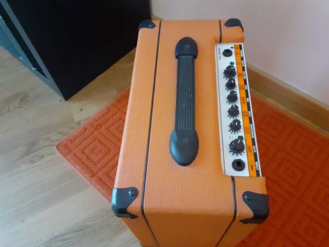 Amplificatore marca orange crush 20l