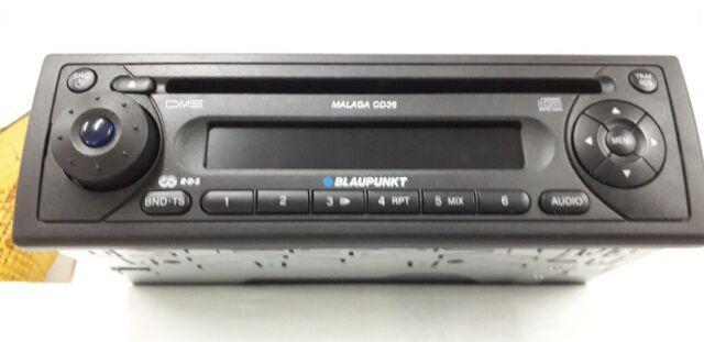 Autoradio blaupunkt malaga cd36