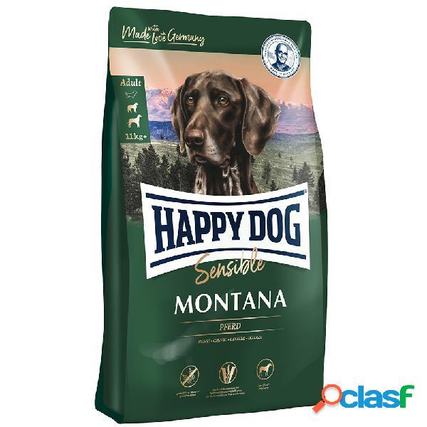 Happy dog montana cavallo e patate 4 kg