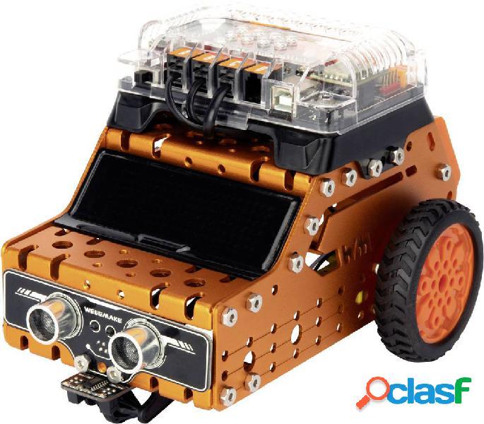 Weeemake 3 in 1 stem robot kit giocattolo educativo robotica