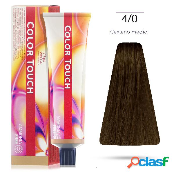 Color touch pure naturals 4/0 wella 60m