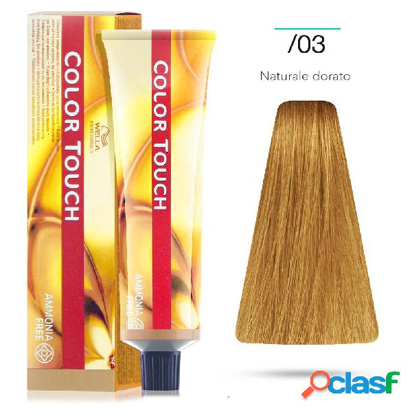 Color touch relights blonde /03 wella 60ml