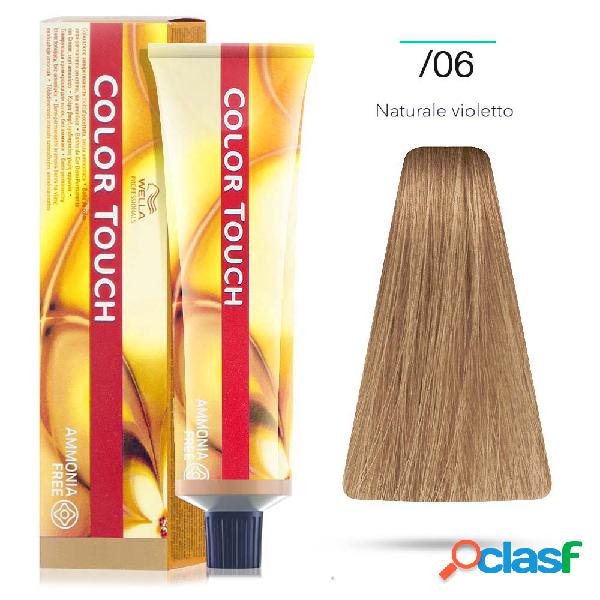 Color touch relights blonde /06 wella 60ml