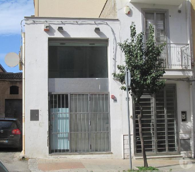 7 A036 Affittasi locale commerciale Corso Butera Bagheria