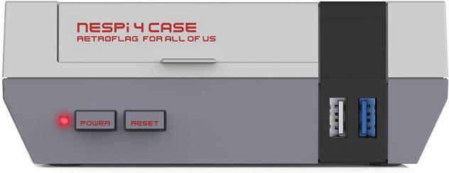 Console retro game arcade nespi raspberry pi4 8gb nuovo