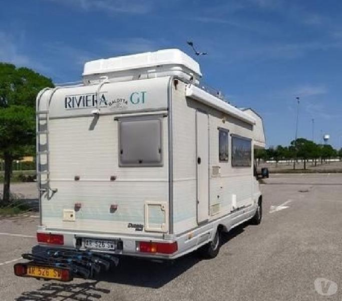 Mansardato camper Brennero - Camper usati in vendita