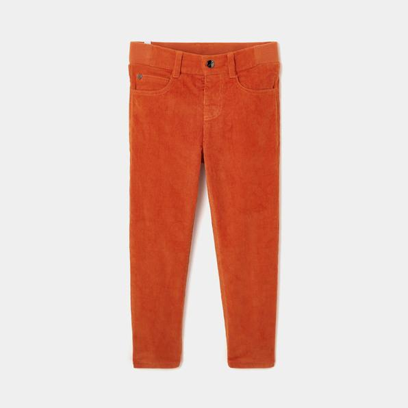 Pantaloni in velluto foderati bambino - Jacadi