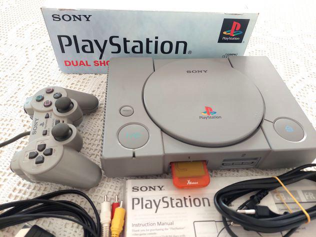 Playstation 1 ps1 scph-9002 perfetta funzionante