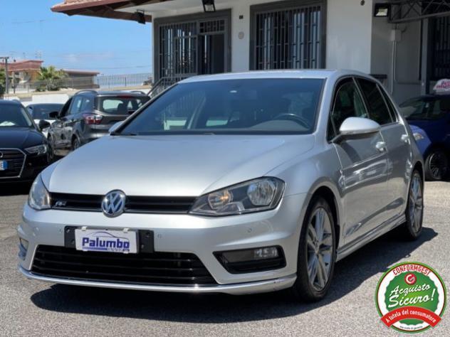 Volkswagen golf 1.6 tdi 110cv dsg 5p.r-line sport ed. rif.