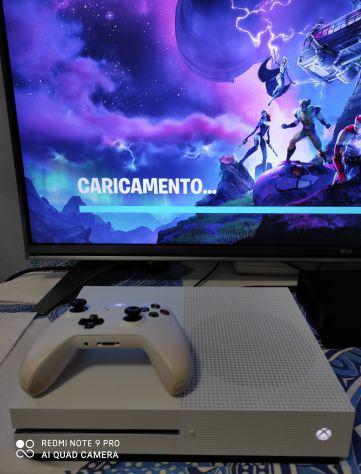 Xbox one s console scatola pad joystick giochi