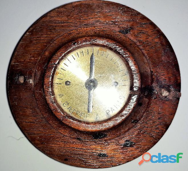 Antica Bussola A.GAIFFE Paris per galvanometro da collezione metà '800 1