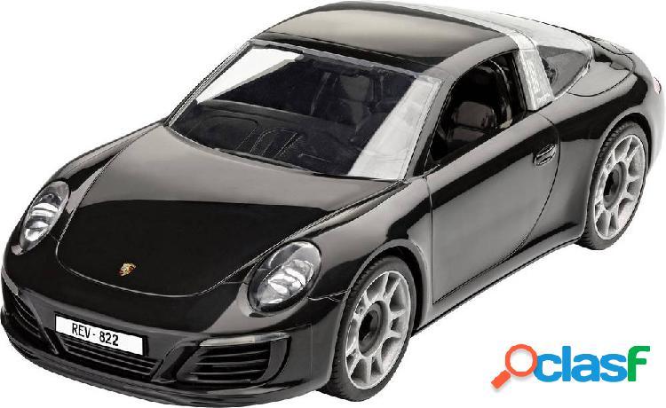 Automodello in kit da costruire revell 00822 porsche 911 targa 4s 1:20