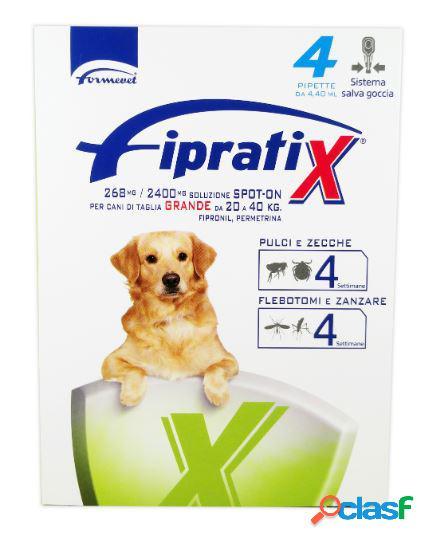 Formevet fipratix per cani taglia grande 4 pipette 4,40 ml