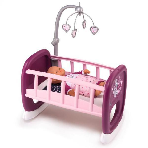 Smoby culla per bambole baby nurse baby's cot