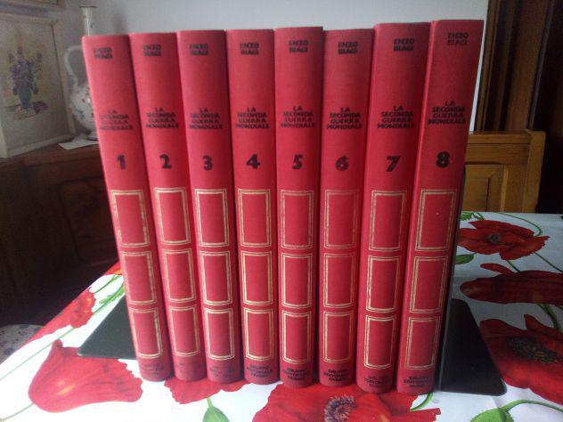 Vendo enciclopedia la seconda guerra mondiale