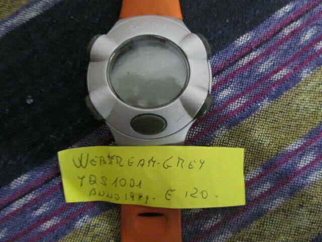 Orologio swatch webstream grey big.anno 1991.
