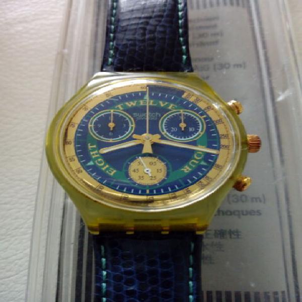 Swatch chrono anni 90 in confezione originale