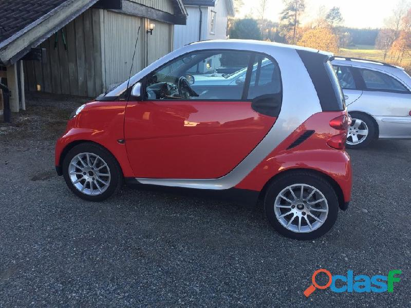 Smart Fortwo 1.0 71 2010
