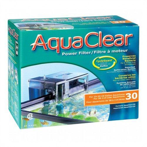 Aquaclear filtro zaino 30