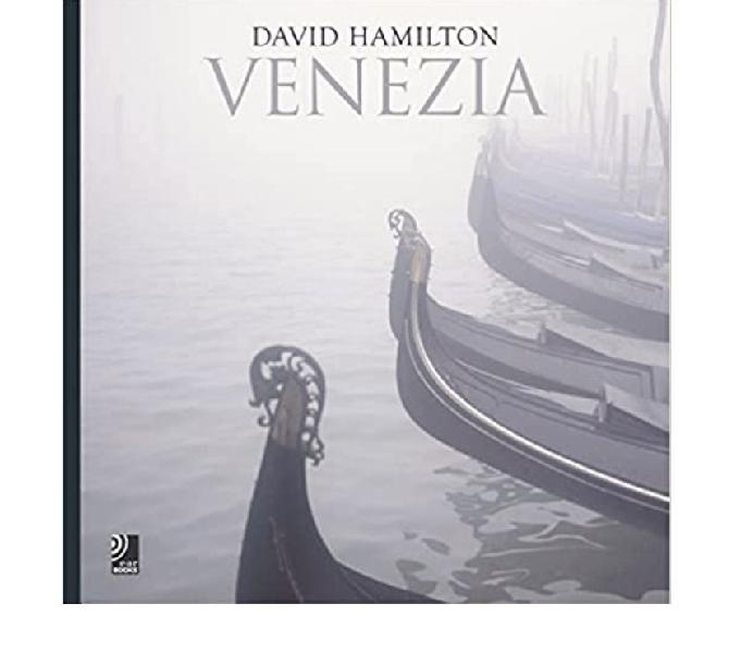 David hamilton: venezia con 4 cd audio triuggio - collezionismo in vendita