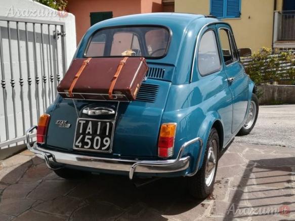 Fiat 500 l anno 1971