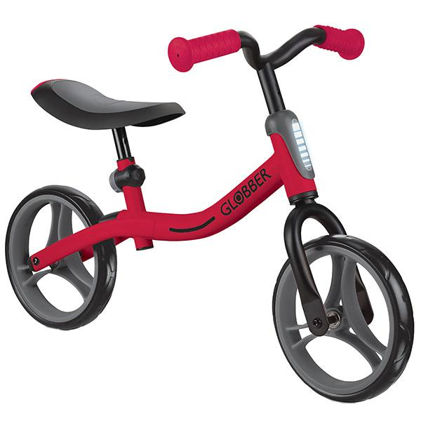 Globber go bike rossa