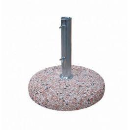 Base ombrellone cemento 55kg tubo 50