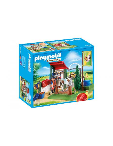 Country area di cura cavalli playmobil playmobil