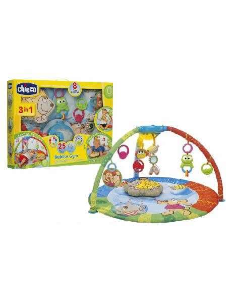 Tappeto bubble gym chicco br chicco