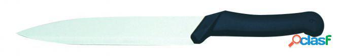 Coltello cucina in acciaio inox lama l 200 mm peso 1,3 kg