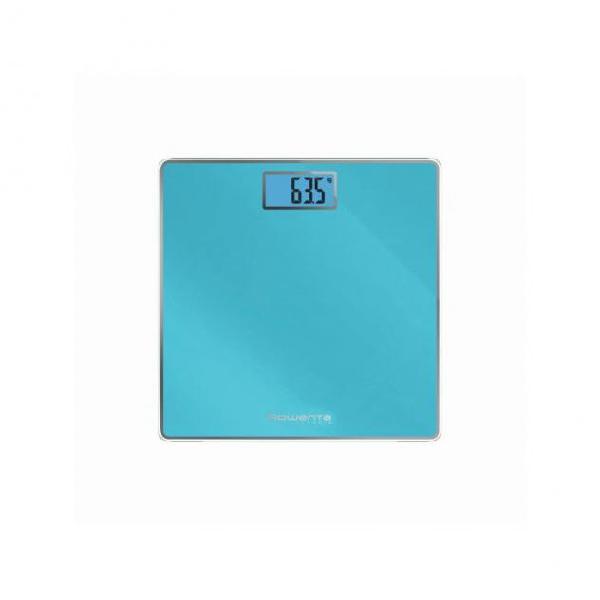"""Bilancia digitale da bagno rowenta bs1503 3"""" vetro temperato"""
