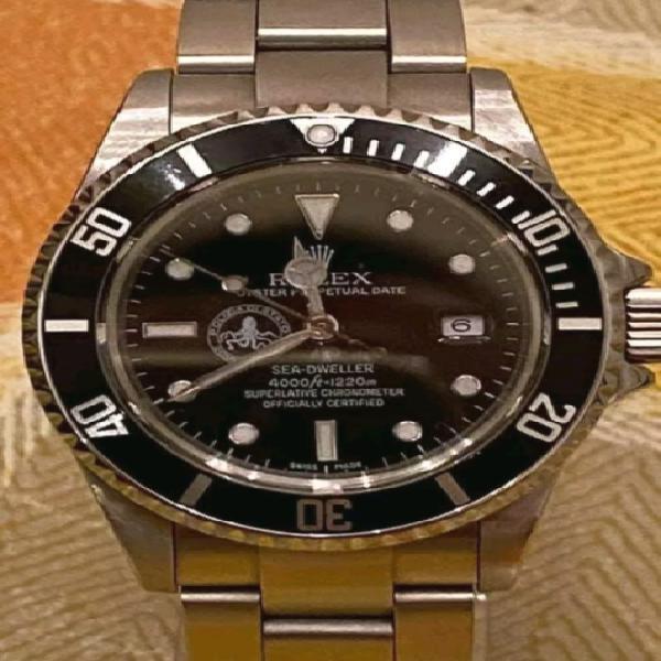 Rolex seadweller 16600 full set