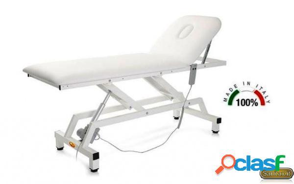 Lettino elettrico professionale per visita medica - LYTUS 62 cm
