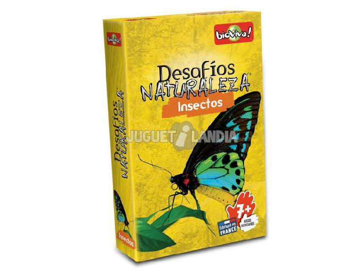Bioviva sfide della natura insetti des06es