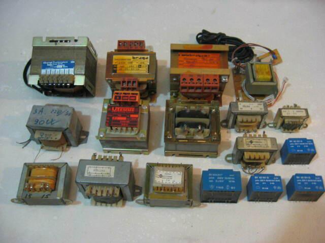Componenti elettronici integrati triac scr transistor