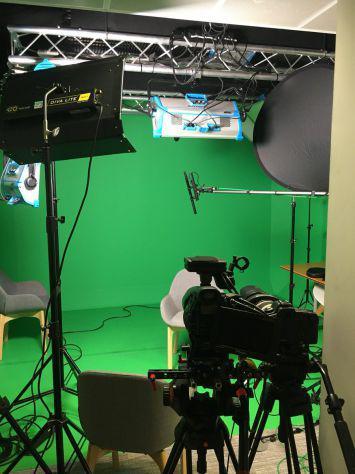 Corsi formazione audiovisivo: cinema e tv