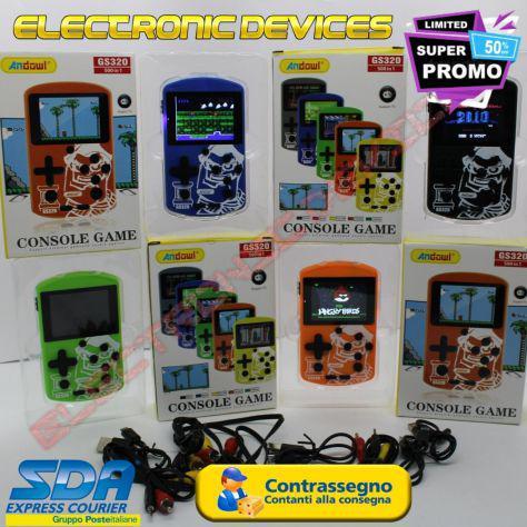 Nuova console game videogioco andowl gs320 500 giochi