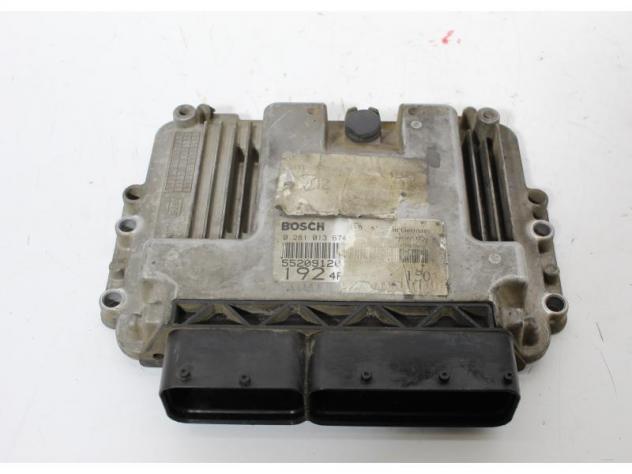 0281013674 centralina motore ecu alfa romeo 159 (939) 1.9